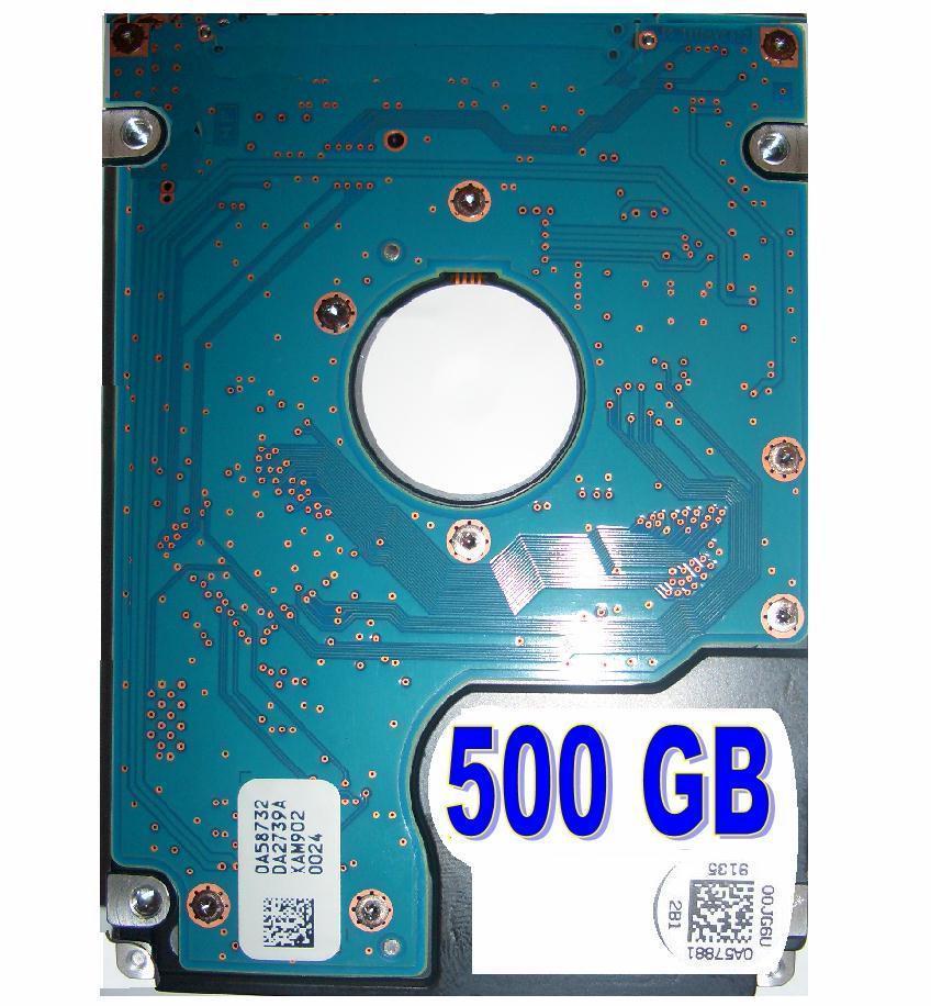 500GB-Festplatte-fuer-Fujitsu-Siemens-AMILO-Pi-2540-Pi-2550